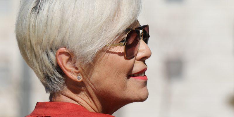 salud dental en personas mayore - mujer