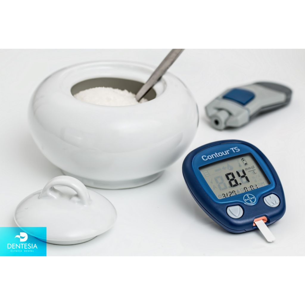 La diabetes y mi salud oral