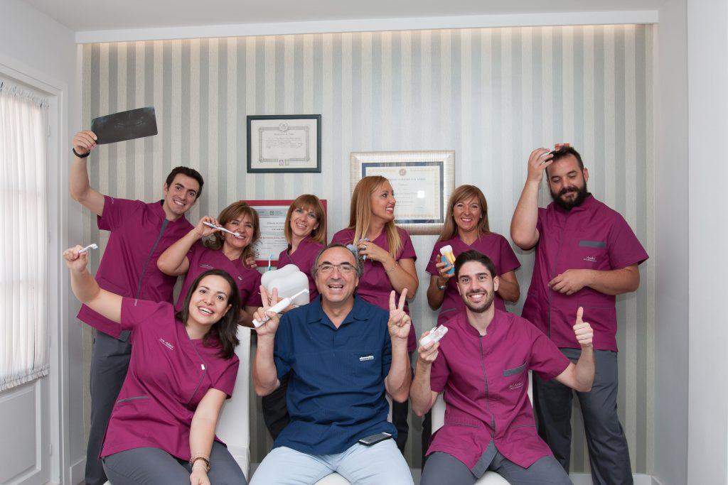 Confianza en el dentista